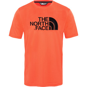 The North Face Tanken T-shirt Homme, fiery red/tnf black